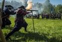 V bitevní ukázce k výročí bitvy na Chlumu vystoupí přes 400 lidí.