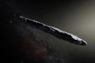 Záhadný vesmírný objekt Oumuamua.