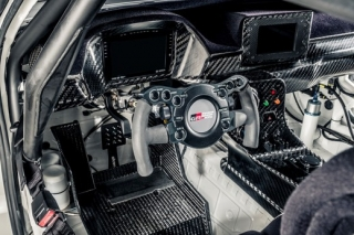 Toyota Supra GT4.