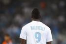 Mario Balotelli v dresu Olympique Marseille.