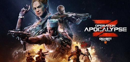 Nová porce dodatečného obsahu pro Call of Duty: Black Ops 4 potěší hlavně fanoušky zombie režimu