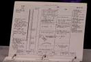 Letová příručka Neila Armstronga a Buzze Aldrina.