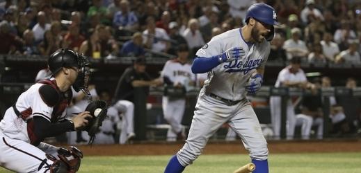 Fotografie ze zámořské baseballové MLB.