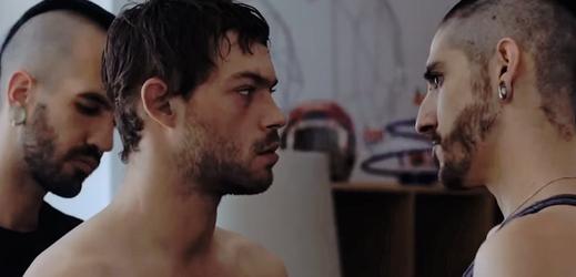 Snímek z filmu Zatoulaný.