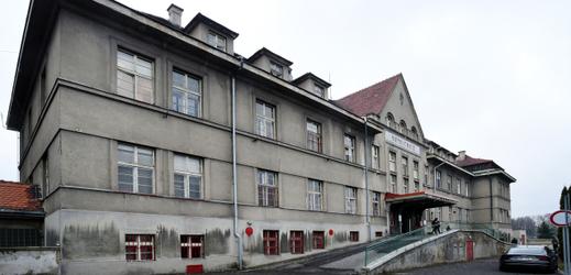 Lužická nemocnice.