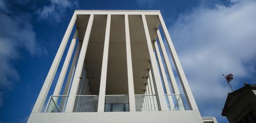 Na berlínském Muzejním ostrově je otevřena Galerie Jamese Simona.