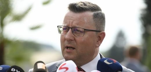 Ministr Antonín Staněk (ČSSD) je připraven předat resort svému nástupci.