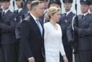 Polský prezident Andrzej Duda přivítal ve Varšavě slovenskou prezidentku Zuzanu Čaputovou.