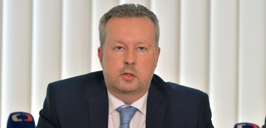 Ministr životního prostředí a místopředseda hnutí ANO Richard Brabec.