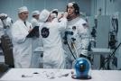 Ryan Gosling jako Neil Armstrong ve filmu První člověk.