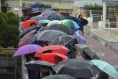 Silné deště sužují severozápad Itálie, v Turíně napadalo sto milimetrů srážek.