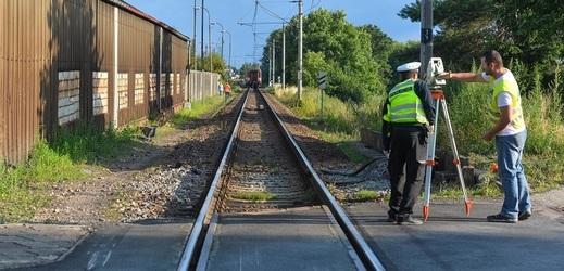 I v pondělí se stala nehoda na železnici, tentokrát bez úmrtí člověka.