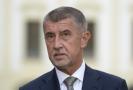 Předseda vlády Andrej Babiš.
