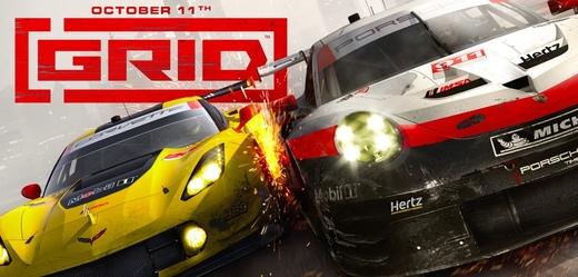 Letos se vrátí závodní značka GRID, nový trailer ukazuje první záběry