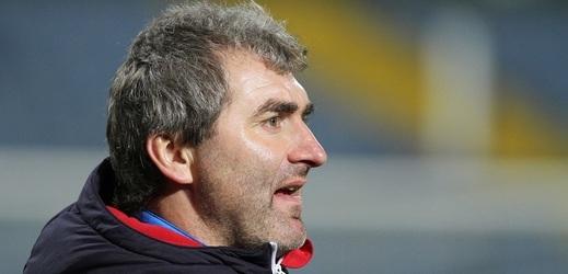 Trenér Jan Suchopárek nemohl být s výkonem svých svěřenců spokojen.