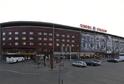 Sinobo Stadium v pražském Edenu.