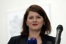 Ministryně práce a sociálních věcí a místopředsedkyně ČSSD Jana Maláčová.