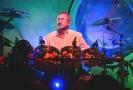 Bubeník Nick Mason.