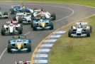 Australský závodní okruh.