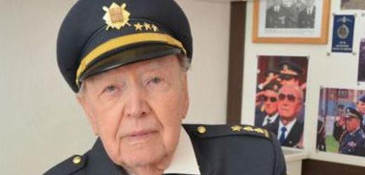 Zemřel Alois Dubec, veterán z druhé světové války.