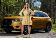 Lucie Borhyová a Jaroslav Svěcený sdílí vášeň pro stejné auto