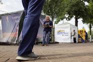 Volby na Ukrajině: Zelenského strana s přehledem vyhrála
