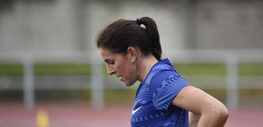 Zuzana Hejnová i při čtvrtém letošním startu na Diamantové lize v běhu na 400 metrů překážek skončila na stupních vítězů.