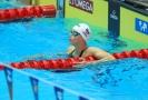 Plavkyně Simona Kubová.