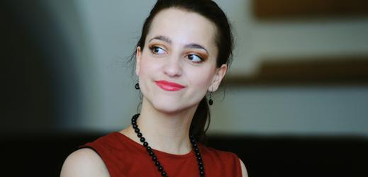 Herečka Petra Horváthová si zahraje jednu z hlavních rolí.