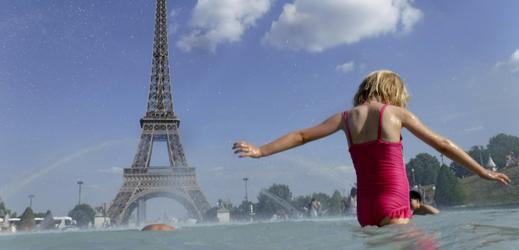 Francii zasáhne nová vlna veder.