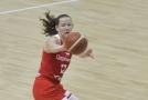Basketbalistka Tereza Vyoralová.