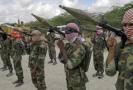Islámské milice Šabáb.