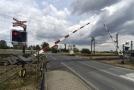 Na železničním přejezdu ve Studénce jsou problémy s instalací signalizace.