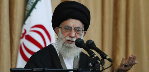 Americký mírový plán se Íránu nelíbí.