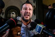 Salvini: Pokud chce Macron diskutovat o migrantech, ať přijede do Říma