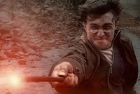 Harry Potter (Daniel Radcliffe).