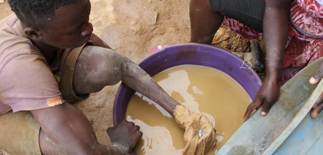 Ghanské podvody