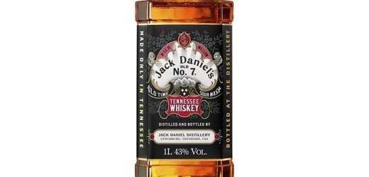 Jack Daniel's potěší sběratele, retro edice má novou lahev.