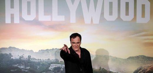 Režisér Quentin Tarantino.