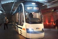 Model tramvaje ForCity Smart.