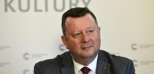 Bývalý ministr kultury Antonín Staněk (ČSSD).