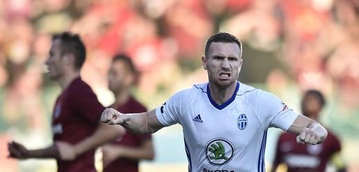 Muris Mešanovič vstřelil Spartě tři branky plus jednu asistenci.