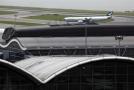 Hongkongské letiště.