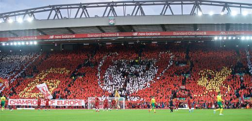 Fotbalisté Liverpoolu a Chelsea si zahrají o Superpohár UEFA.