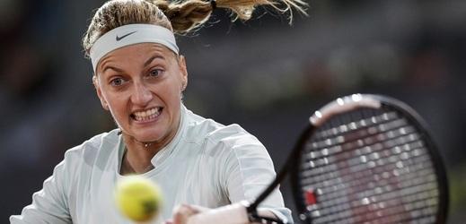 Petra Kvitová svůj první zápas v Cincinnati nezvládla a na turnaji končí.