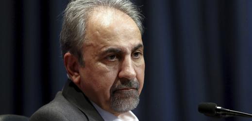 Někdejší člen íránské vlády Mohammad Alí Nadžafí.