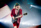 Angus Young z ACDC.