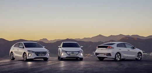 Nový Hyundai IONIQ obhájil pět hvězdiček v nárazových testech.