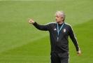 Podle trenéra Jozefa Webera měli fotbalisté Mladé Boleslavi v domácí odvetě 3. předkola Evropské ligy s FCSB vytěžit z úvodního tlaku branku.