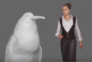 """Na Zemi žili tučňáci velcí jako člověk. """"Vyrostli"""" po zániku dinosaurů."""